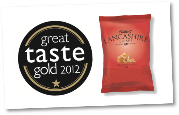 It's Gold for Lancashire!